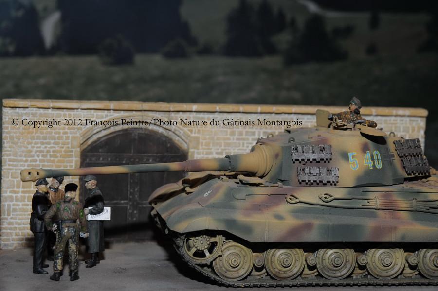 Tigre II Henschel