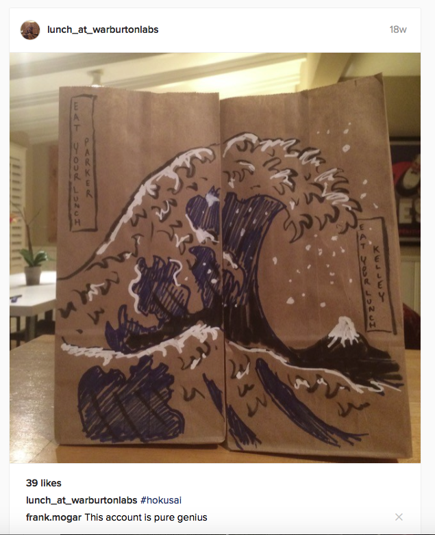 Check out Lunch_At_Warburtonlabs on Instagram
