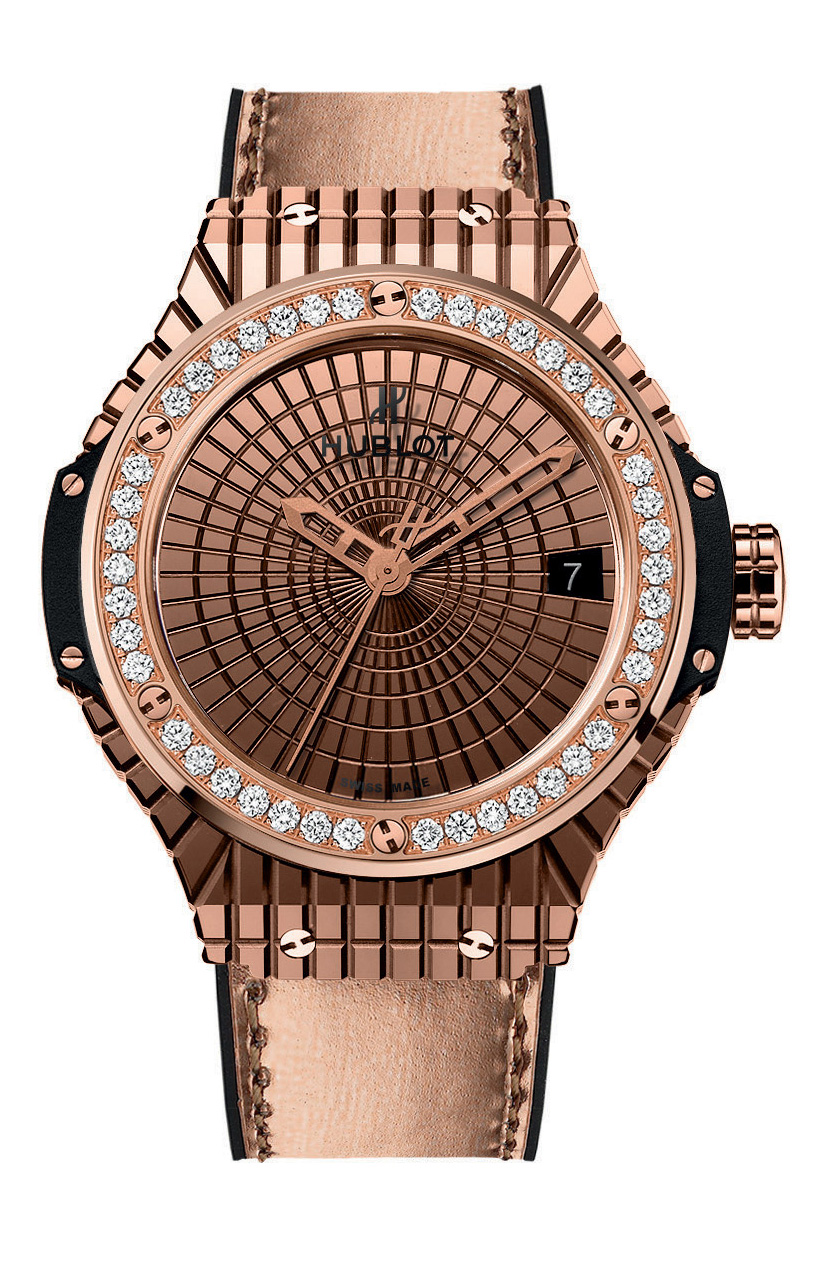Is Hublots New Red Gold Watch Actually Red Gold News Jewelry Network