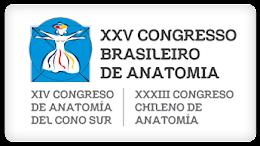 XXV Congresso Brasileiro de Anatomia - 2012