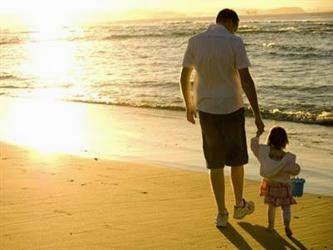 οι μπαμπάδες είναι πολύ σημαντικοί για τα παιδιά