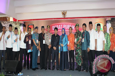 Sayed Jafar-Bahruddin Sementara Unggul Pilkada Kotabaru