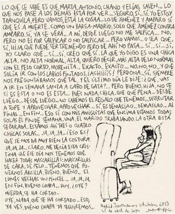 #LibrosPOP: Cuaderno de frases encontradas - Juan Berrio