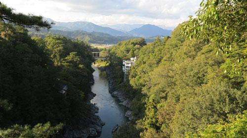Tenryukyo Gorge