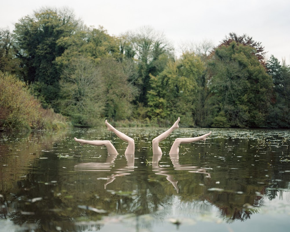 ©Jean-Baptiste Courtier. natation synchronisée. Fotografía | Photography
