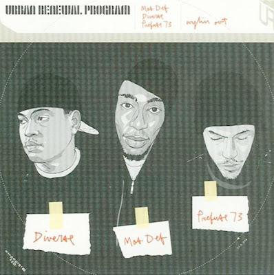 Mos Def, Diverse & Prefuse 73 – Wylin Out (CDS) (2002) (FLAC + 320 kbps)