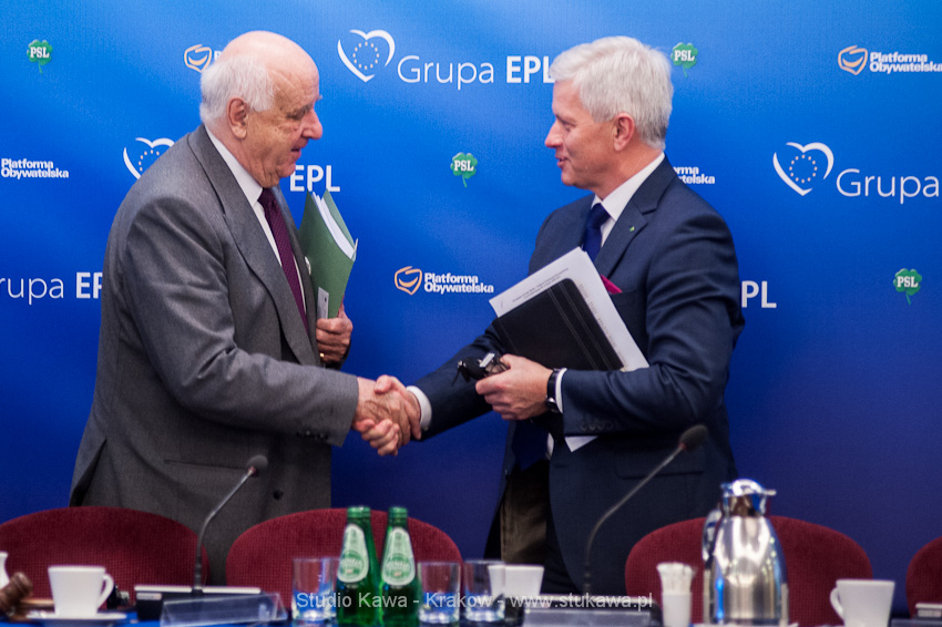 Konferencja EPP/EPL w Krakowie. Event, obsluga fotograficzna, hotel sheraton Krakow