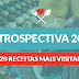 Retrospectiva 2013 - As 20 receitas mais visitadas