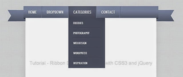 Useful CSS3-jQuery Tutorials for Designer