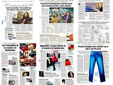 OutletChile en la prensa nacional