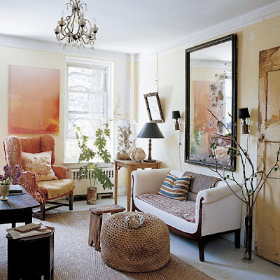 Decorate Living Rooms With Mirrors - Decor10 Blog