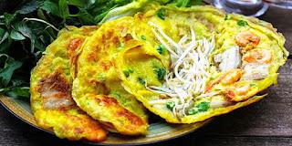 Xeo Cake in Quang Binh 1