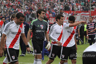 Union de Santa Fe 2 vs 2 River Plate Torneo Final 2013