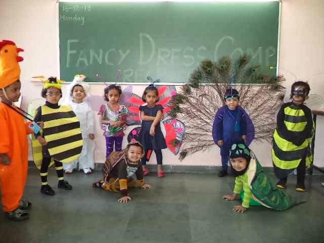 Reception - Fancy Dress Competition 8cc29edfe
