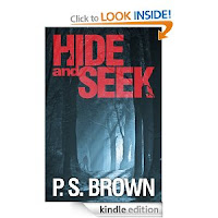 a weekend of crime novels hide and seek by Paul Brown