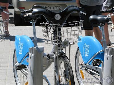 Велосипед на прокат в Казани