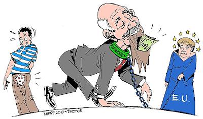 Papandreou: Portugal vai no caminho da Grécia se apenas cortar o défice