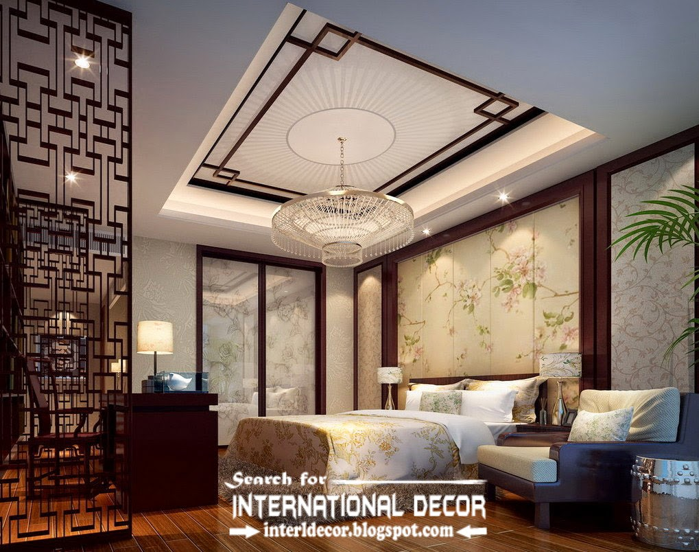 Top plaster ceiling design and repair for bedroom ceiling for Ceiling interior designs