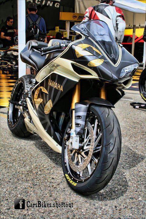 referensi modifikasi motor sport yamaha