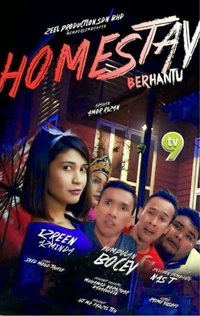 Homestay Berhantu [2014] Skrin Di9
