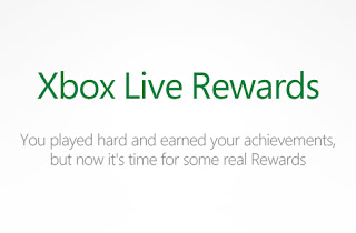 Xbox Live Rewards Logo