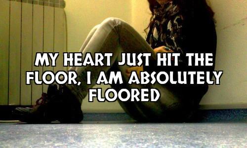 Broken Heart Photo Quotes