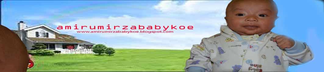 Amiru Mirza Baby koe