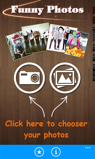 Photo Funny   Aplikasi Edit Foto Jadi Lucu Untuk Windows Phone