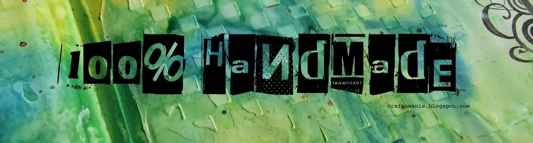 100% handmade