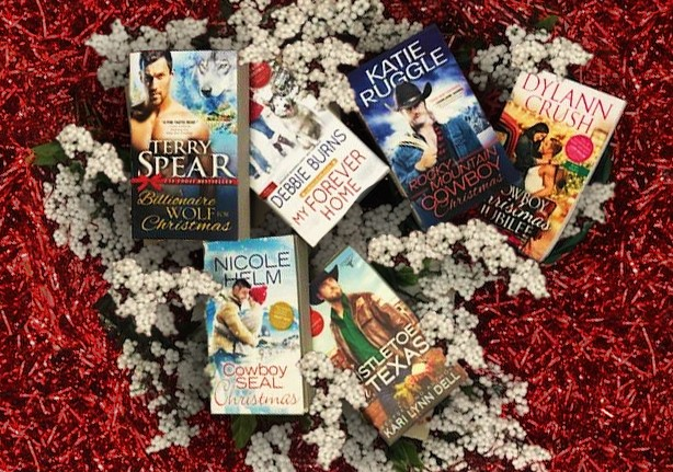 Casablanca Christmas Books Giveaway!