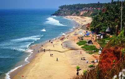 Best Honeymoon Destinations In India - Varkala