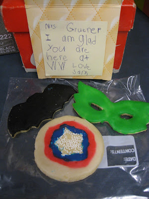 Photo of Super Hero Cookies