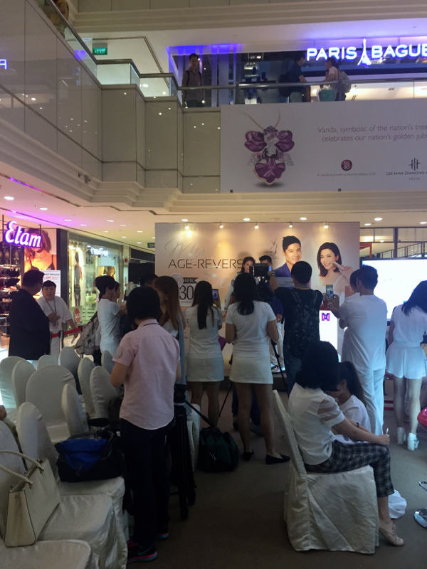 MU Singapore Mary Chia Age Reversal Event Lunarrive Singapore Lifestyle Blog