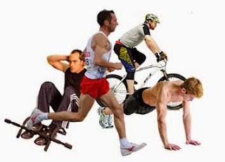 gambar olahraga untuk menurunkan berat badan