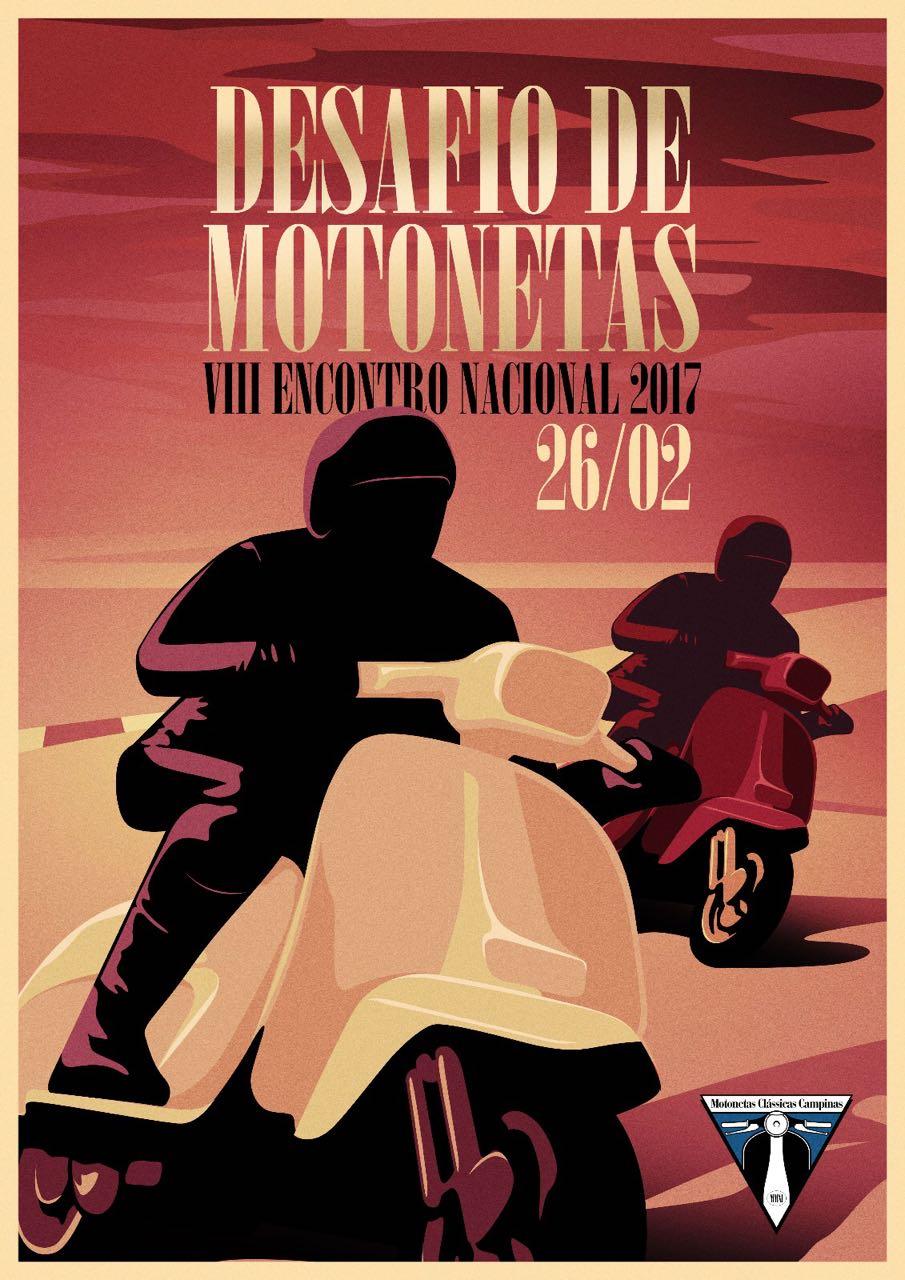DESAFIO DE MOTONETAS DO ENCONTRO NACIONAL