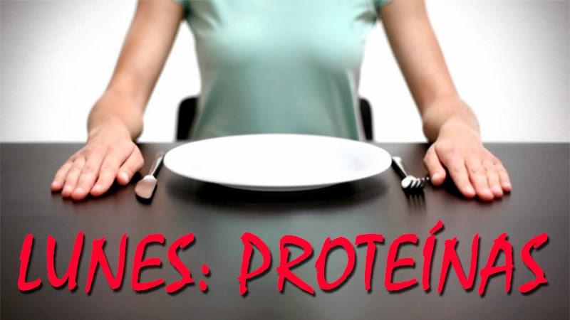 dieta escalera nutricional lunes