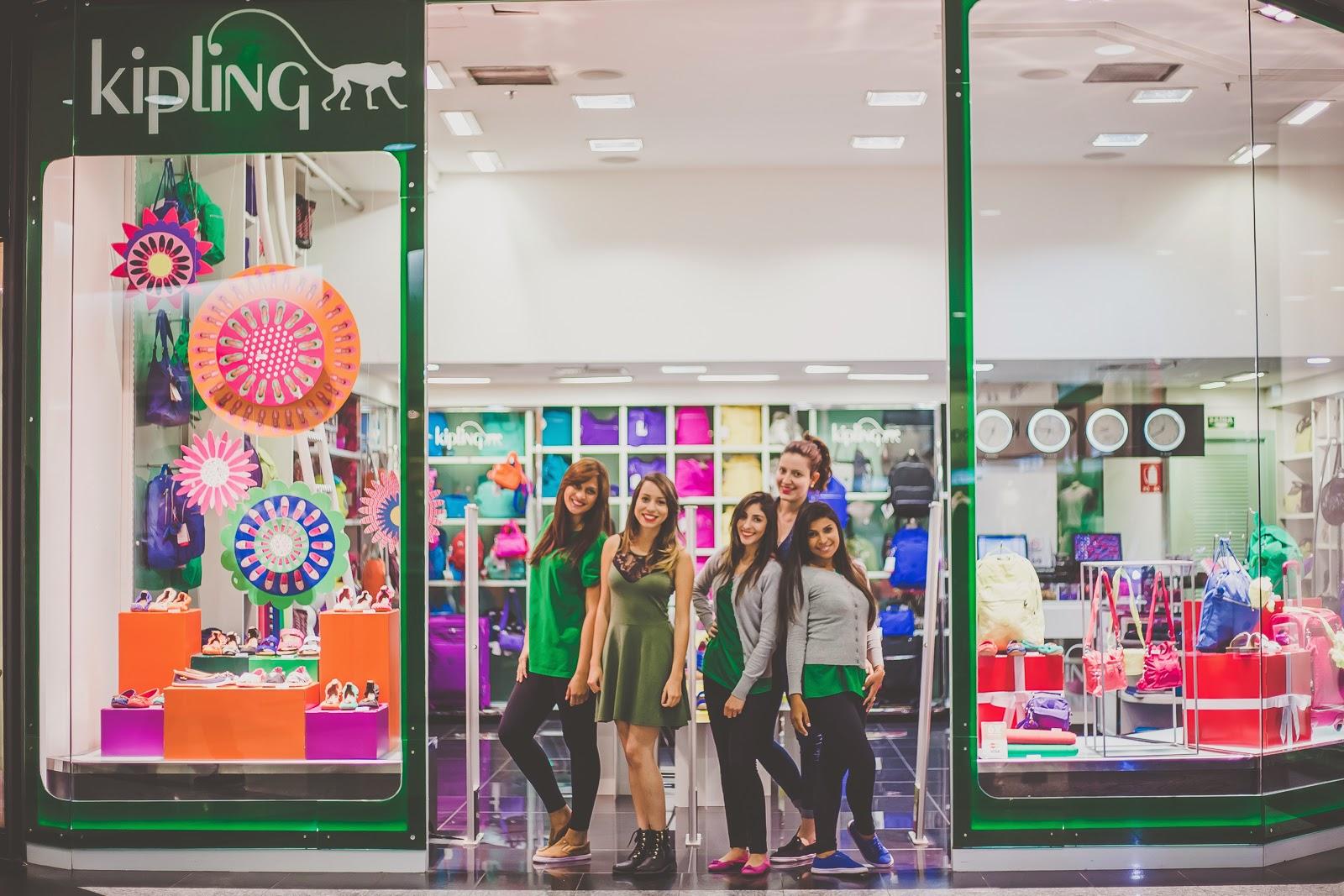 Kipling shoes fun & fresh shopping flamboyant goiânia