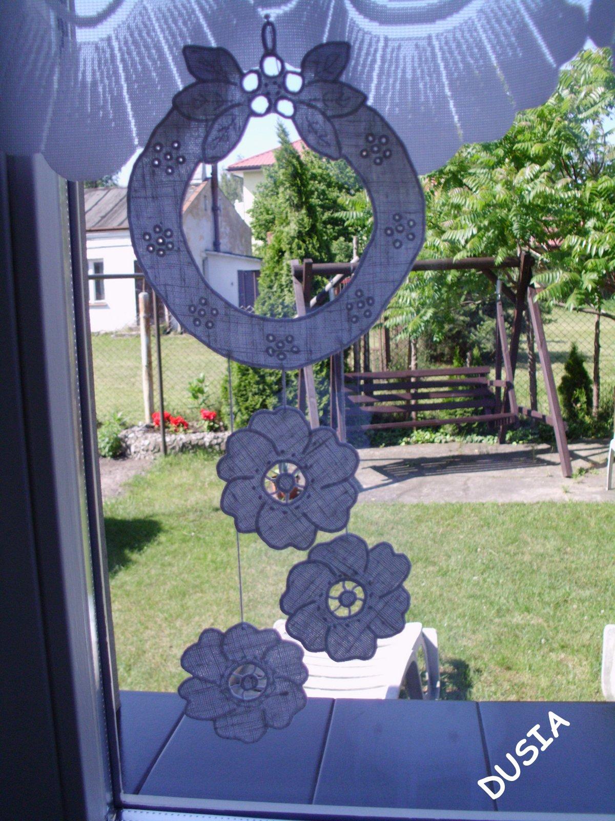 Zawieszka na okno