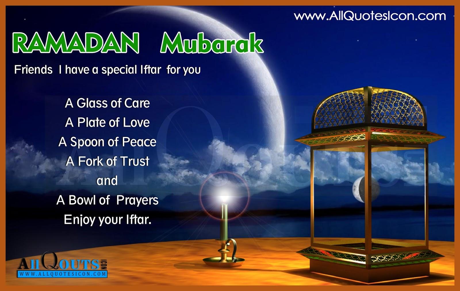 Ramadan Mubarak English Quotes Wallpapers Famous Ramadan Quotes