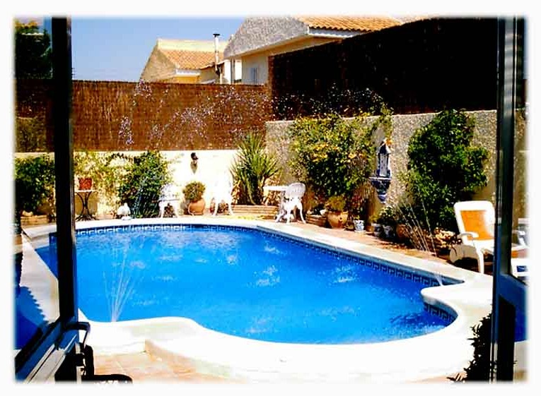 Fuentes para piscinas que no requieren instalaci n toberas para piscinas - Fuentes para piscinas ...