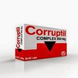 CORRUPTIL, CORRUPCION EN ESPAÑA