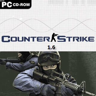 Games: Counter Strike 1.6 PC