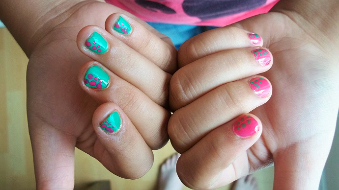kids nail art ideas