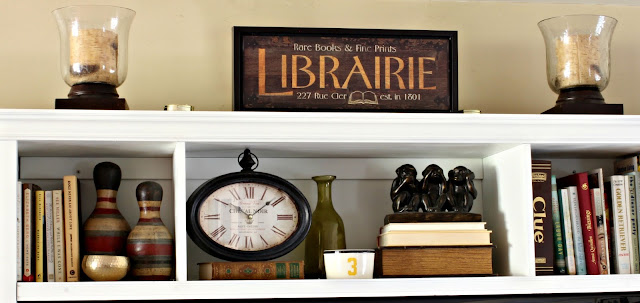 Family room shelf-www.goldenboysandme.com