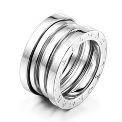 Bvlgari Inspired B Zero 1 Ring