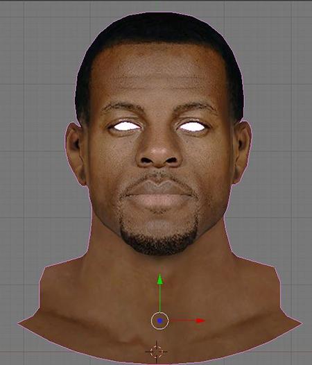 Iggy Face Mod