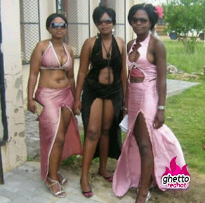 Ghetto Prom Dresses 2012