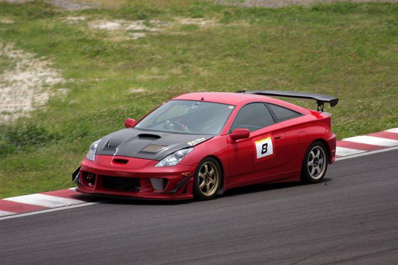 Toyota Celica T23 , japoński samochód, sportowy, wyścigi, racing, tor wyścigowy, racetrack, motoryzacja, auto, JDM, tuning, zdjęcia, pasja, adrenalina, kultowe, 自動車競技, スポーツカー, チューニングカー, 日本車