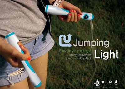 Most Creative Kinetic Energy Powered Gadgets (15) 10
