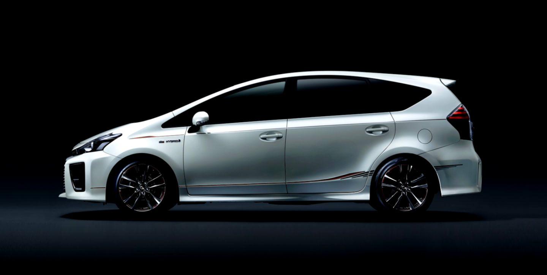 Toyota Prius G Sports